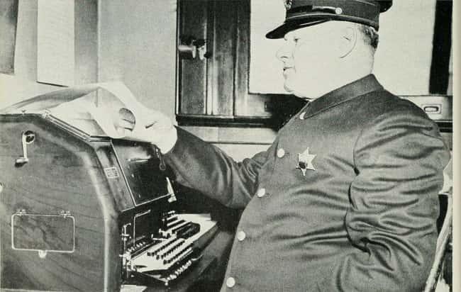 Quand la police est venue, les garçons sont listés (ou classés) 5 sur la liste Les habitants disent que cette plantation de Virginie est hantée par six scouts assassinés