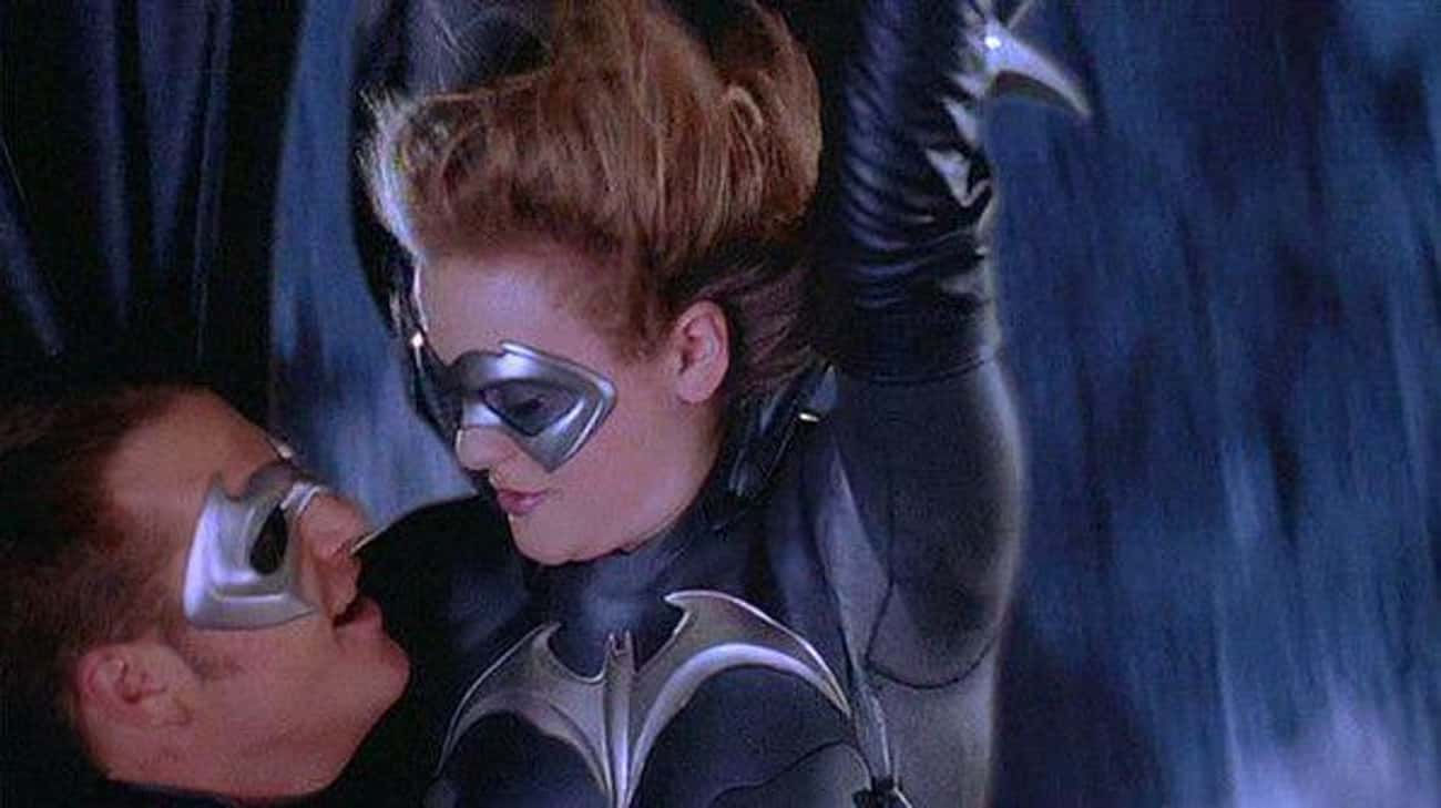 Alicia Silverstone Was Body Sh is listed (or ranked) 3 on the list 'Batman & Robin' Was A Much Bigger Behind-The-Scenes Nightmare Than You Ever Realized