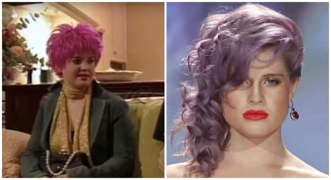 Kelly Osbourne is listed (or ranked) 4 on the list These Epic Celebrity Glo Ups Will Stop You In Your Tracks