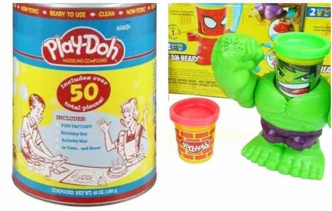 See How Drastically Classic Toys Have Changed From Their First