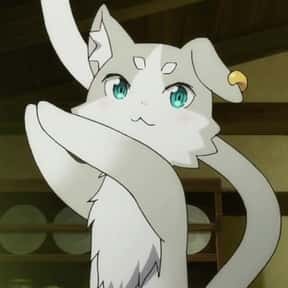 Pack is listed (or ranked) 21 on the list The Best Animal Characters in Anime