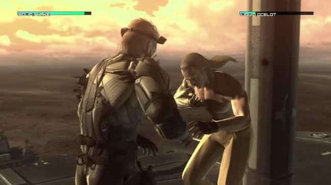 List of All Metal Gear Solid 4 Bosses Ranked Best to Worst