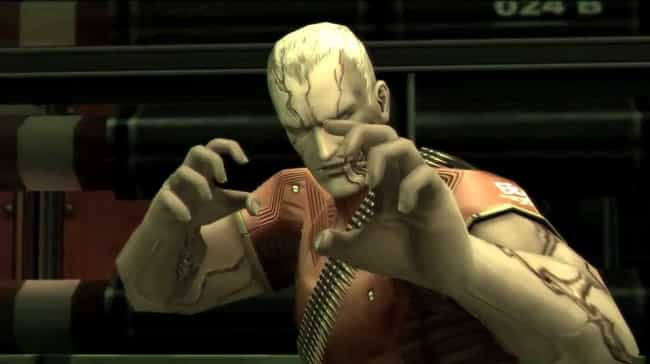 Yevgeny Borisovitch Volgin is listed (or ranked) 4 on the list List of All Metal Gear Solid 3 Bosses Ranked Best to Worst