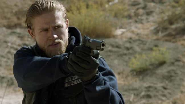 SAMCRO Kills Way More Pe... is listed (or ranked) 1 on the list Here Are All The Things That Sons Of Anarchy Got Totally Wrong About California Motorcycle Gangs