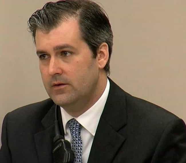 Michael Slager is listed (or ranked) 3 on the list Ex-Cops Who Ended Up in Prison