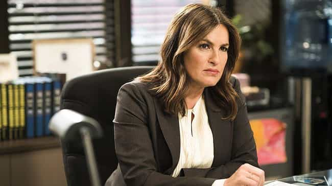 Her Stepmother Almost Lost Her... is listed (or ranked) 3 on the list Like Olivia Benson, Mariska Hargitay Has Seen Some Things