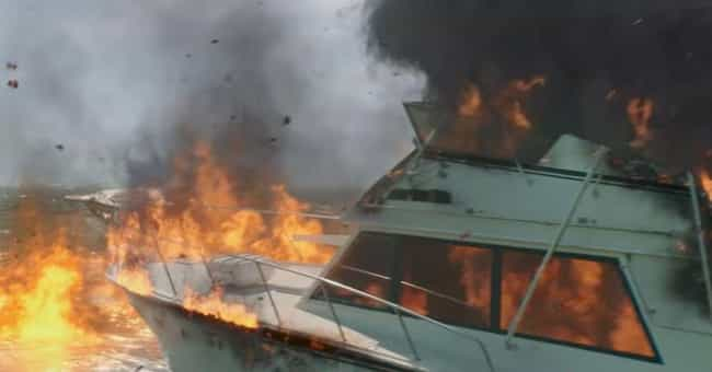 The Fire In Baywatch is listed (or ranked) 4 on the list Terrible CGI You Won't Believe Made It To The Screen In 2017