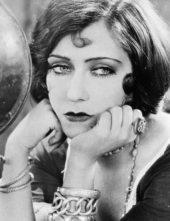 By 1920, The Smoky Eye Look Wa... is listed (or ranked) 3 on the list The Hottest Makeup Trends From Every Decade Of The 20th Century