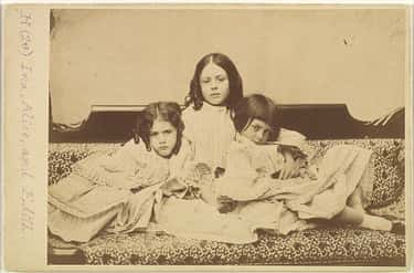 Caroll Developed His Famous St is listed (or ranked) 2 on the list The Real Alice In Wonderland Was An 11-Year-Old Girl Lewis Carroll Had An Unusual Relationship With