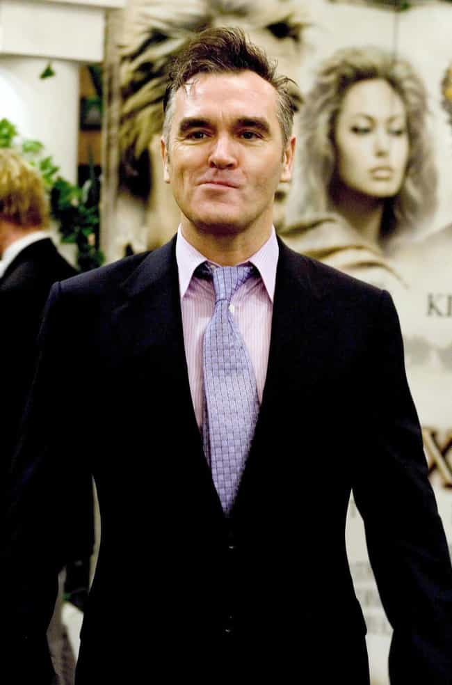 He Called The Chinese A ... is listed (or ranked) 4 on the list Outrageous Morrissey Stories You Won't Believe Are 100% True