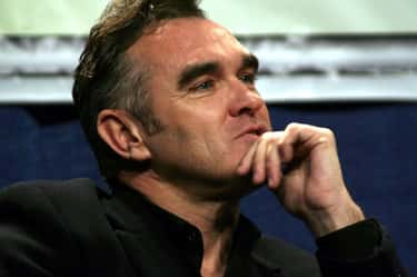 He Compared Mass Shootings To  is listed (or ranked) 1 on the list Outrageous Morrissey Stories You Won't Believe Are 100% True