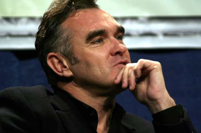He Compared Mass Shootin... is listed (or ranked) 1 on the list Outrageous Morrissey Stories You Won't Believe Are 100% True