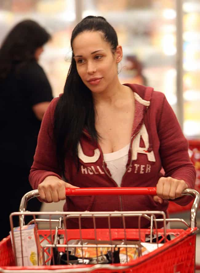 Suleman Already Had Six ... is listed (or ranked) 2 on the list Things You Don't Know About Nadya Suleman, AKA Octomom