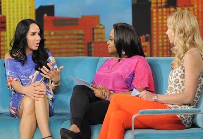 Suleman Was On Public As... is listed (or ranked) 4 on the list Things You Don't Know About Nadya Suleman, AKA Octomom