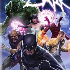 Justice League Dark is listed (or ranked) 5 on the list Every Comic Book Movie From 2017, Ranked