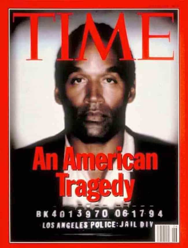 An American Tragedy — Time, Ju... is listed (or ranked) 4 on the list The Most Controversial Magazine Covers Of All Time