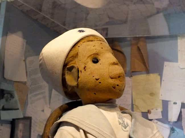 Gene Blamed Mysterious H... is listed (or ranked) 2 on the list The True Tale Of Robert The Doll, A Cursed Creeper Effigy That Haunts Florida