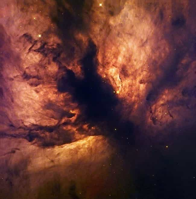 "The Flame Nebula is listed (or ranked) 8 on the list Incredible Images Of Emission Nebulae, The ""Rainbows"" Of Outer Space"