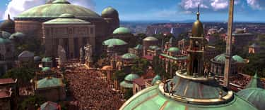 Naboo is listed (or ranked) 1 on the list An Easy-To-Understand Guide To All The Most Important Locations In The Star Wars Universe