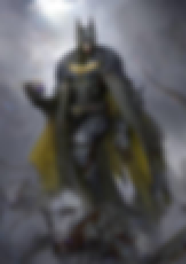 Batman May Have Gone Rogue is listed (or ranked) 4 on the list Fans Redesign DC Costumes And They're Way Better Than Anything On Screen