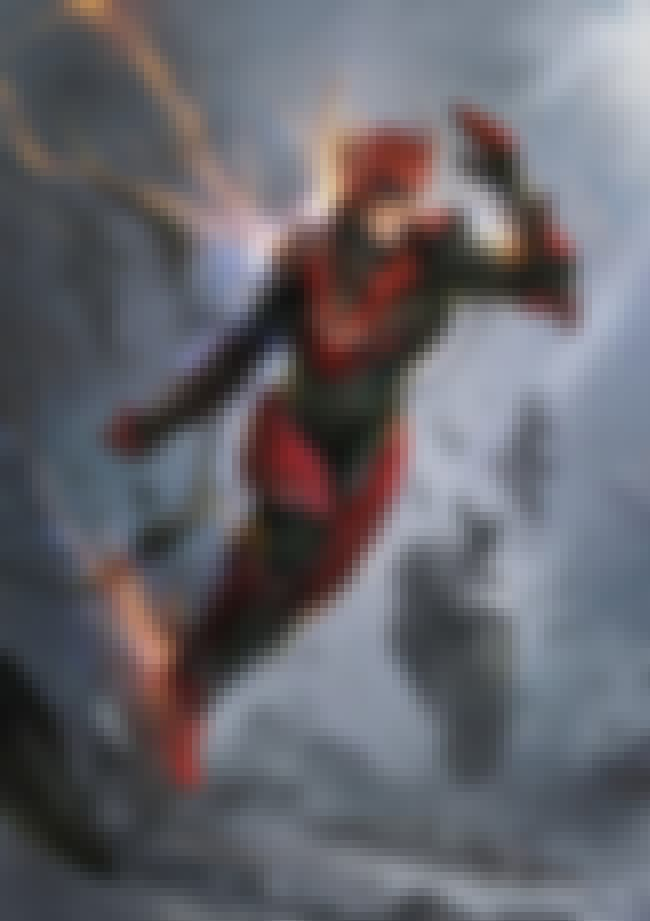 This Flash Doesn't Joke Around is listed (or ranked) 4 on the list Fans Redesign DC Costumes And They're Way Better Than Anything On Screen