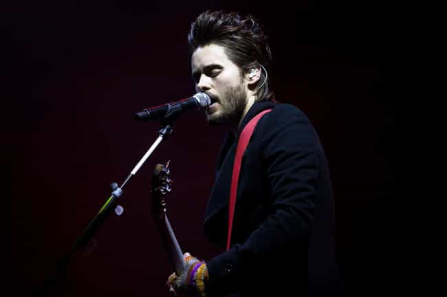 He Was Trampled By Fans ... is listed (or ranked) 1 on the list 10 Surprising Facts About Jared Leto
