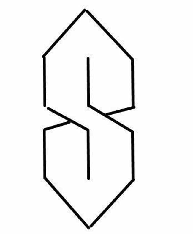 Heres The Story Behind That Cool S Thing You Used To Draw In Class