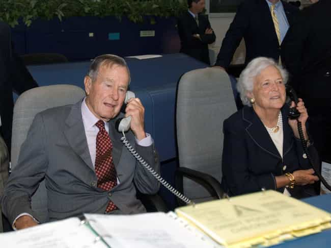 Barbara Once Made Insensitive ... is listed (or ranked) 3 on the list The Surprisingly Un-American Attitudes And Bizarre Behavior of George H.W. And Barbara Bush