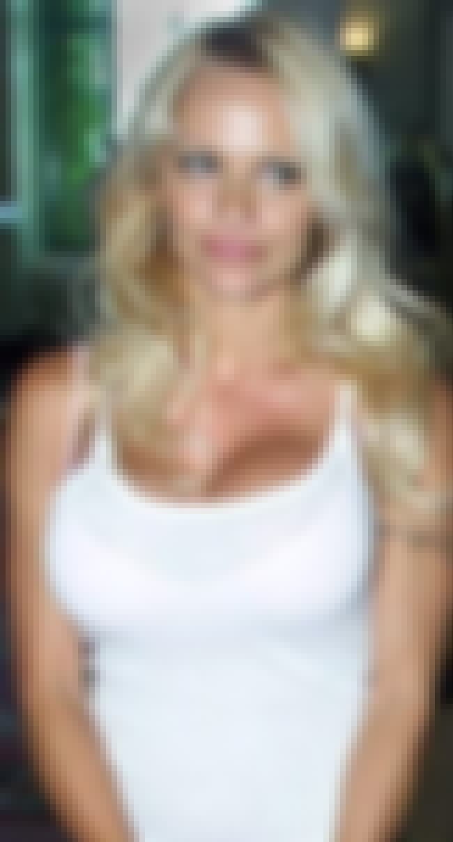 She Has Been Abused, And She S... is listed (or ranked) 1 on the list Pamela Anderson Had A Less Than Perfect Childhood