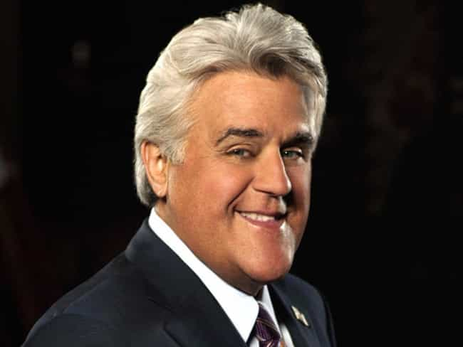 Jay Leno Hid In A Closet... is listed (or ranked) 4 on the list The History Behind How Jay Leno Became The Most Hated Man In Show Business