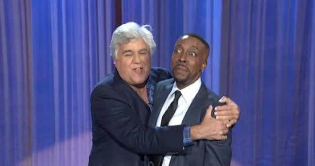 Leno And Arsenio Hall We... is listed (or ranked) 6 on the list The History Behind How Jay Leno Became The Most Hated Man In Show Business