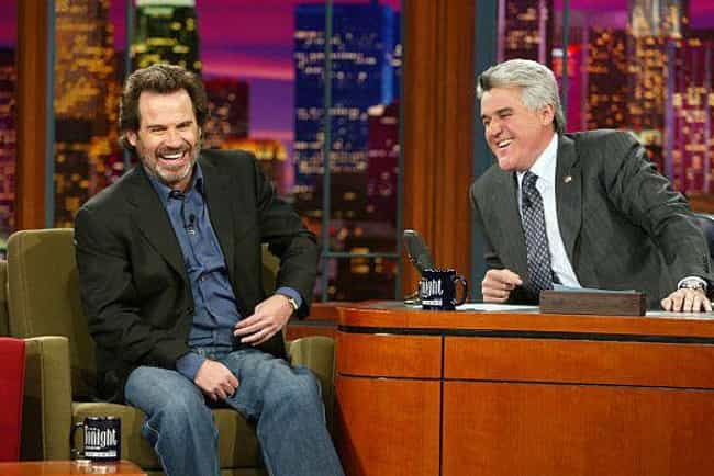 Leno's Booking Staff Pus... is listed (or ranked) 5 on the list The History Behind How Jay Leno Became The Most Hated Man In Show Business