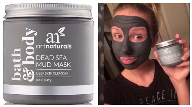 ArtNaturals Dead Sea Mud Mask is listed (or ranked) 2 on the list The Best Face Masks You Can Purchase On Amazon For Flawless Skin