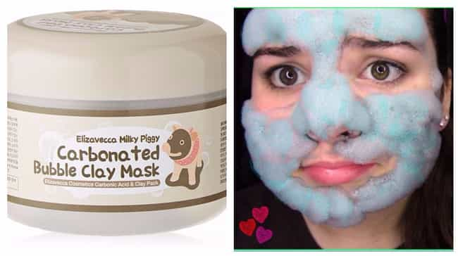 Elizavecca Milky Piggy Carbona... is listed (or ranked) 3 on the list The Best Face Masks You Can Purchase On Amazon For Flawless Skin