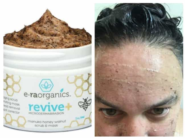 Era Organics Microdermabrasion... is listed (or ranked) 4 on the list The Best Face Masks You Can Purchase On Amazon For Flawless Skin