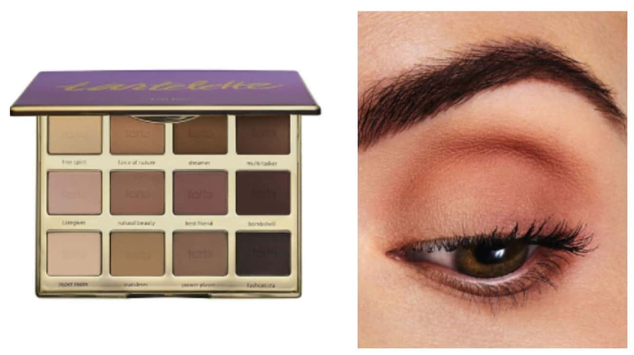 Tarte Tartelette Amazonian Cla is listed (or ranked) 3 on the list The Best New Makeup Products of 2018