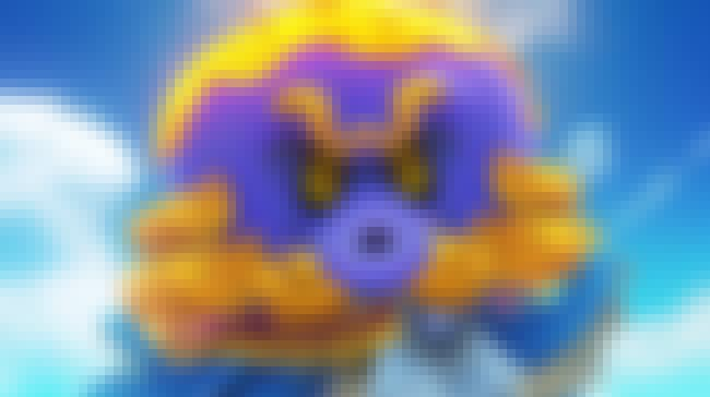 Mollusque-Lanceur is listed (or ranked) 4 on the list List of All Mario Odyssey Bosses Ranked Best to Worst