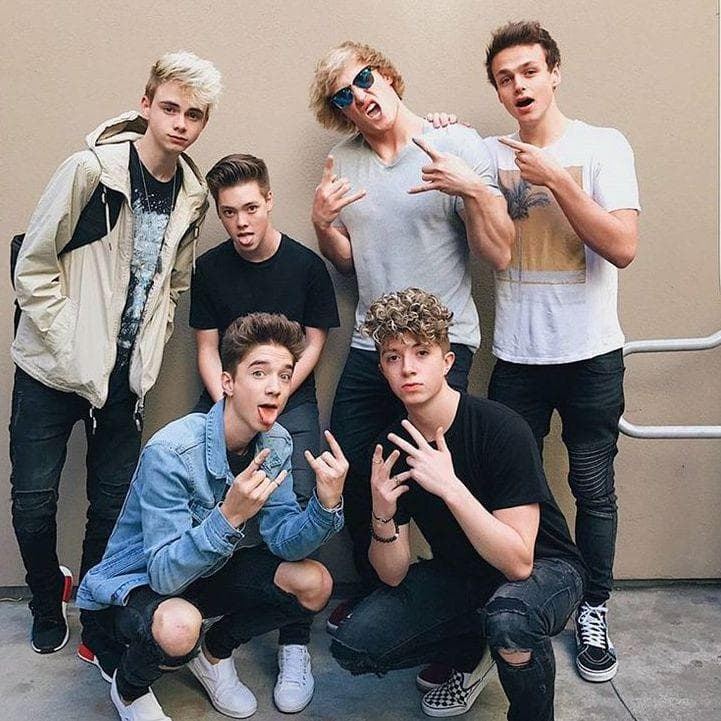 Why Don't We on Random Greatest Teen Pop Bands and Artists