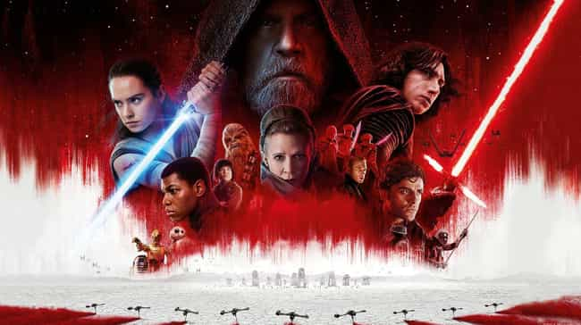 It's Nearly Perfect is listed (or ranked) 1 on the list The Reviews Are In: Critics Love Star Wars: The Last Jedi