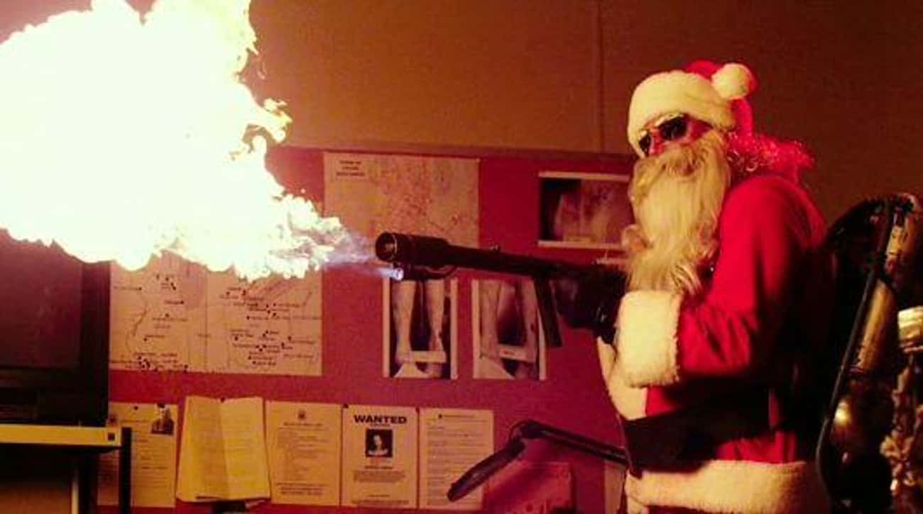 A Covina Christmas Party Went Up In Flames