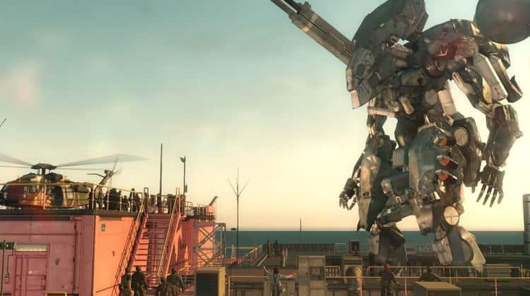 Metal Gear Sahelanthropus