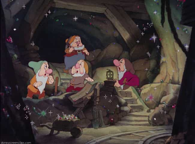 Working In The Mines Left Chil... is listed (or ranked) 2 on the list The Real-Life Child Laborers That Inspired The Seven Dwarfs Led Brutal Lives That Disney Sugarcoated