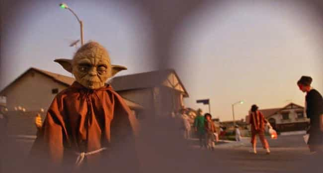 There Was An Homage To Star Wa... is listed (or ranked) 4 on the list Why Does E.T. Make A Cameo In Star Wars: Episode I - The Phantom Menace?