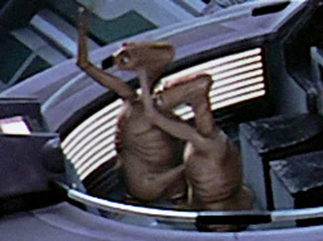 The Lead Asogian Is Name... is listed (or ranked) 2 on the list Why Does E.T. Make A Cameo In Star Wars: Episode I - The Phantom Menace?