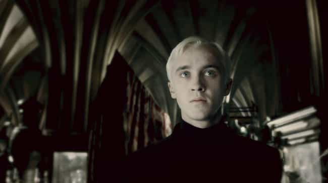 Draco Malfoy's Name Was Ac... is listed (or ranked) 1 on the list 13 Bizarre Plot Points That Were Wisely Cut From The Harry Potter Books