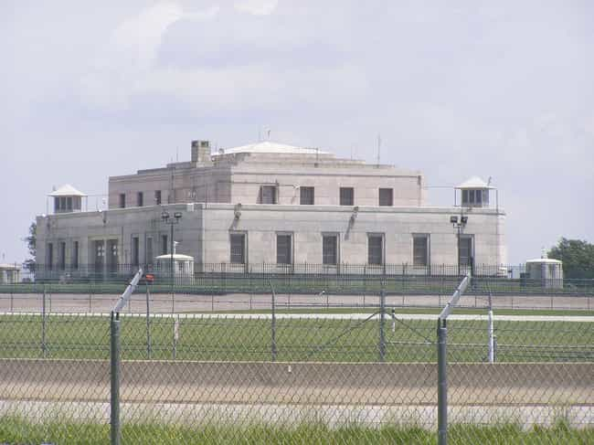 Guns, Mines, Cameras, And 100,... is listed (or ranked) 4 on the list Fort Knox Is So Mysterious And Heavily Guarded, Only One US President Has Ever Been Inside