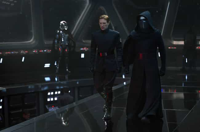 Kylo Is A Double Agent Working... is listed (or ranked) 7 on the list Fan Theories About What Kylo Ren's, Like, Whole Deal Is