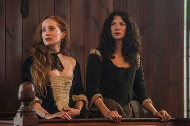 Scottish Witches Were To... is listed (or ranked) 3 on the list What 'Outlander' Didn't Tell You About Scottish Witchcraft