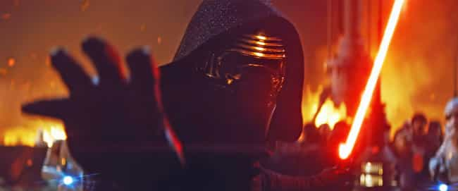 Kylo Is Trying To Destroy ALL ... is listed (or ranked) 8 on the list Fan Theories About What Kylo Ren's, Like, Whole Deal Is