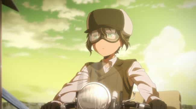 Kino's Journey is listed (or ranked) 3 on the list The 19 Best Anime With Female Protagonists
